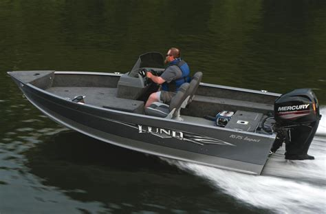 best freshwater fishing boat brands 2016 new lund 1675 impact ss freshwater fishing boat for