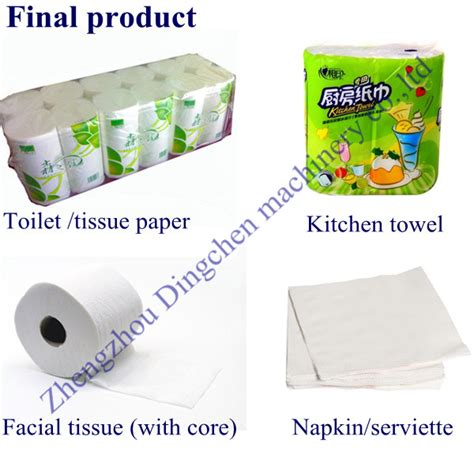 Companies That Make Toilet Paper - 1880 mm 5 t d high speed toilet paper machine