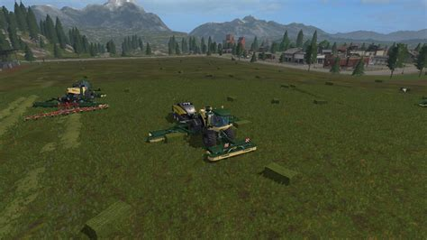 Large Ls Krone Big M500 V1 5 For Ls17 Farming Simulator 2017 Mod