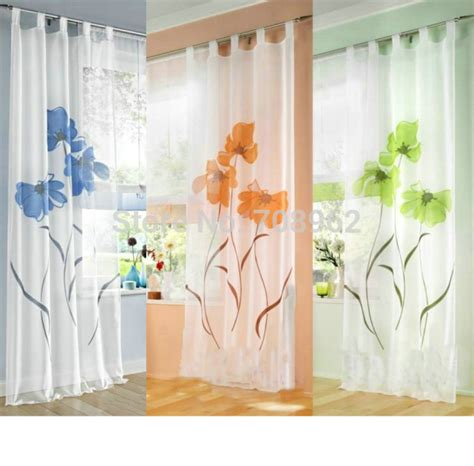 wholesale sheer curtains online buy wholesale sheer voile curtains from china sheer