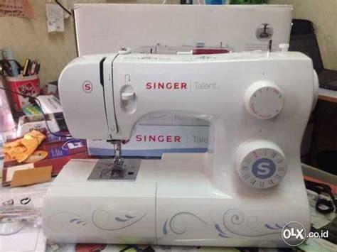 Mesin Jahit Portable Serbaguna jual singer mesin jahit terbaik singer talent 3323 mesin