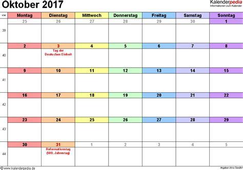 Kalender Oktober 2018 Indonesia Kalender Oktober 2017 Als Pdf Vorlagen