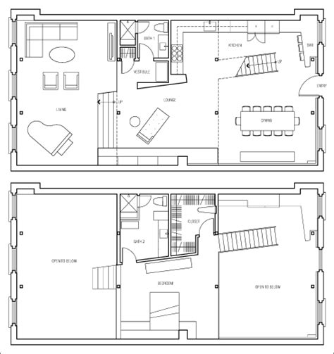 Closet Floor Plans Socketsite Thinking Within The Box Envelope Plans To
