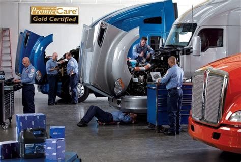 kenworth service center kenworth offers two hour truck repair diagnosis news