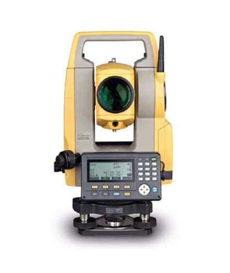 Total Station Topcon Es105 topcon es 105 reflectorless total station 5 second tiger