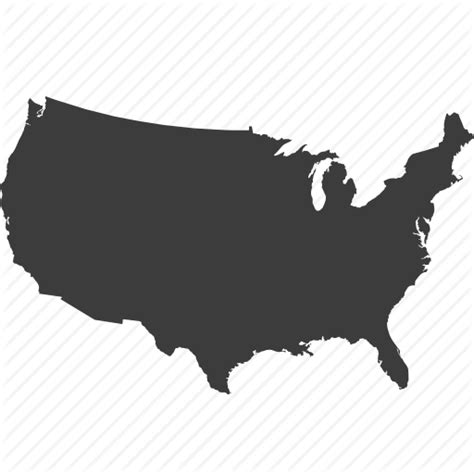 america map icon america location map united states map us map usa