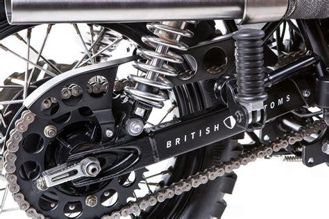 import motocross bikes the dirt bike by british customs