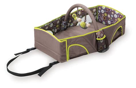 baby travel bed summer infant deluxe infant travel bed review