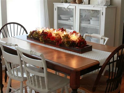 Dining Table Candle Centerpiece Candle And Flower For Dining Table Centerpiece Ideas Decolover Net