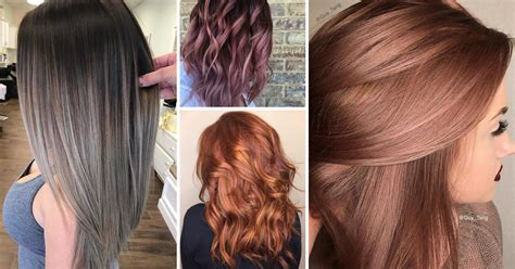 autumn hair color 25 fall hair color trends adding a dash of autumn to your