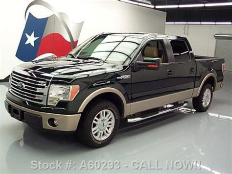 car repair manual download 2005 ford e350 lane departure warning service manual 2011 f150 5 0 cam find used 2011 ford f150 lariat crew 5 0 4x4 leather rear