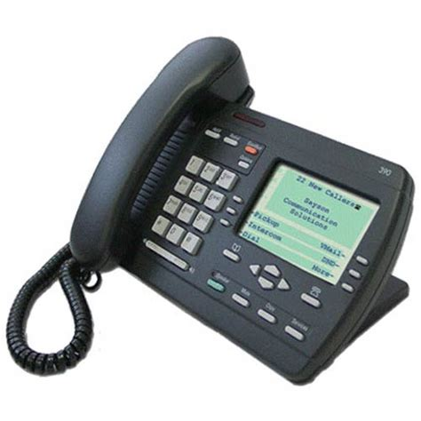 Tes24211 390 Screenphone Single Line Analog Office Desk Office Desk Phone