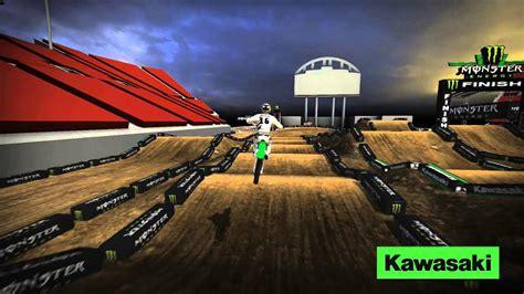 Las Vegas Kawasaki by Kawasaki Track Map Las Vegas 2016