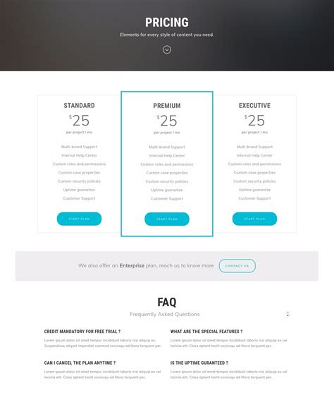 themeforest html bootstrap solo 103 pages html bootstrap template by electricblaze