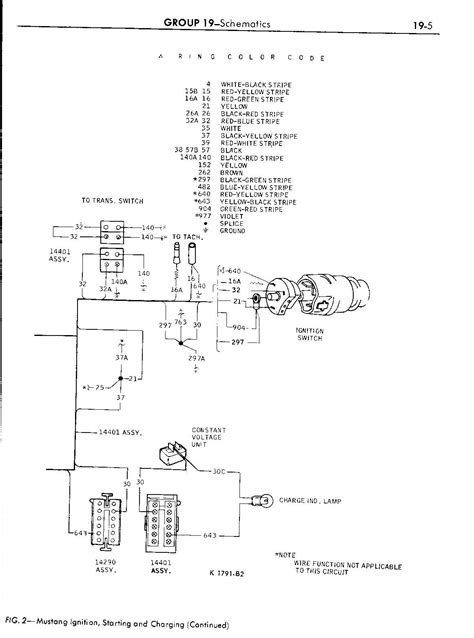 67 mustang neutral safety switch wiring diagram wiring
