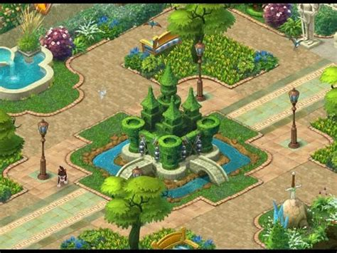 Garden Scapes by Gardenscapes New Acres Gameplay Story Playthrough Area 2 Day 4 And Day 5