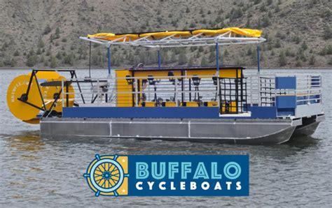 buffalo cycle boats coming soon buffalo cycleboats buffalo rising