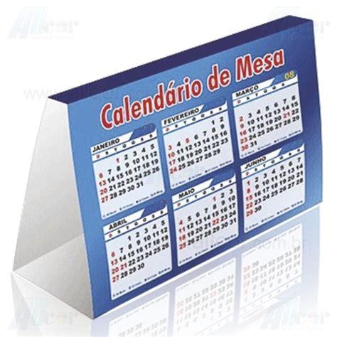 Calendario De Mesa Allcor Gr 225 Fica Sjc Calend 225 De Mesa 2 Faces Colorido