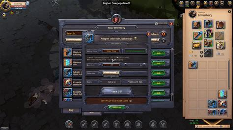 Albion Online Money Making - albion online making money in albion artifact flipping and 900k silver worth of