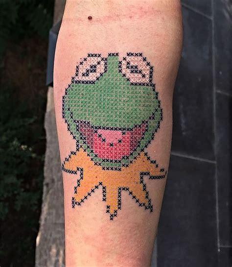 tattoo cross stitch designs cross stitch tattoos