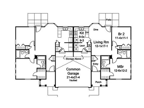 turnberry place floor plans 1000 images about duplex single story ranch homes on