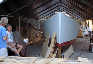 parker boats hull construction scott s boat pages meeting reuel parker