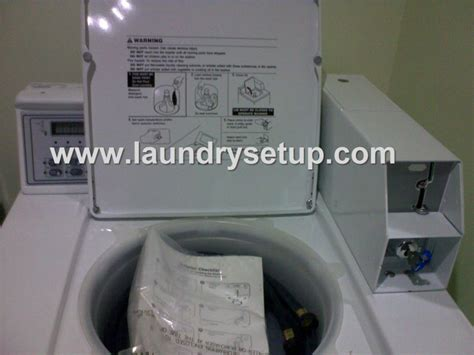 Harga Lg Commercial Washer mesin basuh layan diri coin operated washer self