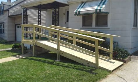 wheelchair ramp access  mobility specialists ramp