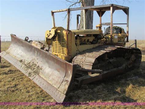 Caterpillar Evanue construction equipment auction in wichita kansas by