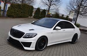 Images Of Mercedes Tuningcars Gsc Mercedes S Class W222 In The Flesh