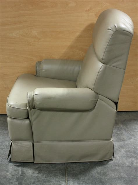 rv swivel chairs rv furniture used motorhome ultra leather flexsteel swivel