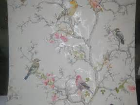 This wallpaper forget what it s called but it s from b amp q so pretty