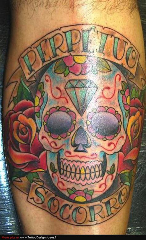 calavera tattoo calaveras mexicanas www imgkid the image