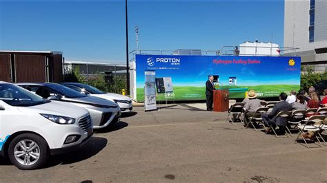 Hydrogen Proton by Hydrogen Fueling Proton On Site