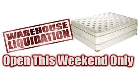 Mattress Sale Charleston Sc by Mattress Warehouse Discounters Clearance Sale On