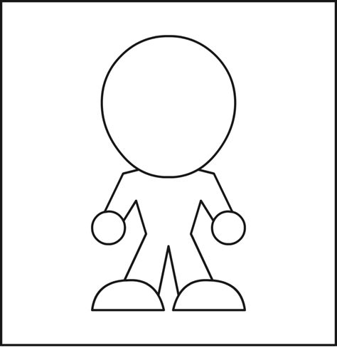 chibi body template www imgkid com the image kid has it