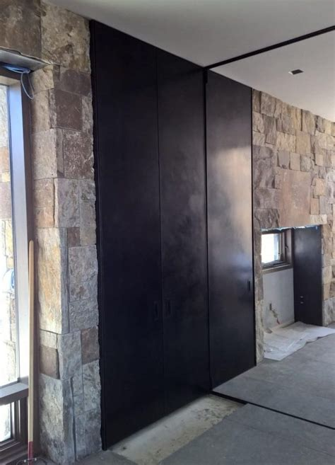 Interior Steel Door Modern Steel Doors Non Warping Patented Honeycomb Panels And Door Cores