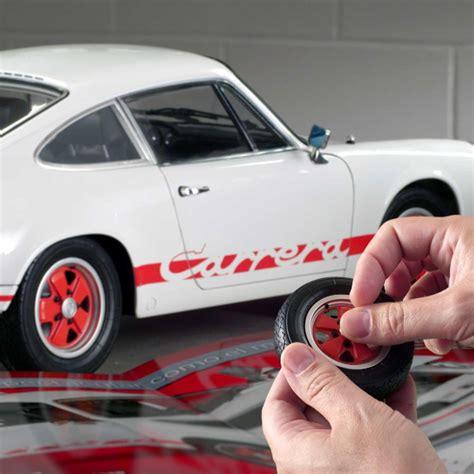 Porsche Carrera Models by Build Model Porsche 911 Carrera 1 8 Scale Modelspace