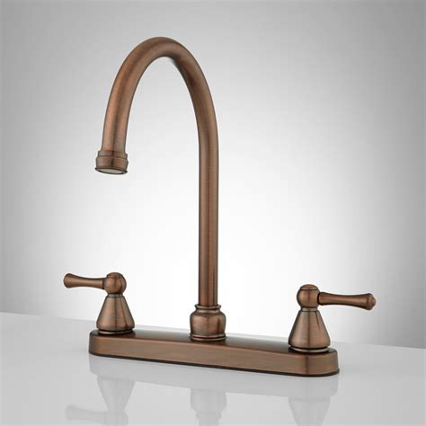 gooseneck kitchen faucets stratton gooseneck kitchen faucet