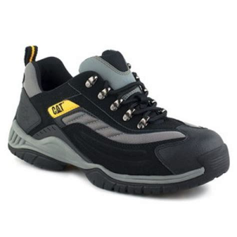 Caterpillar Safety Buck cat moor safety trainers with steel toe caps