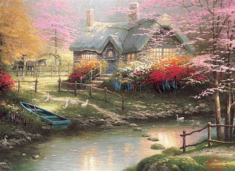 1449482880 thomas kinkade painter of light thomas kinkade quot painter of light quot photo 9 pictures