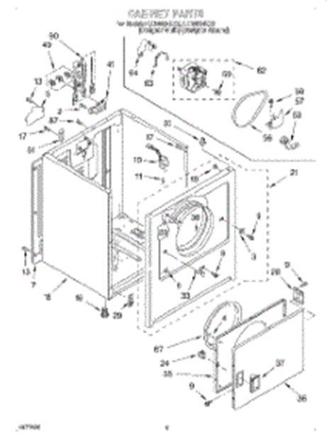 whirlpool ler4634eq2 wiring diagram wiring diagram schemes
