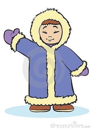 Eskimo Clipart Eskimo Clipart Pencil And In Color Eskimo Clipart