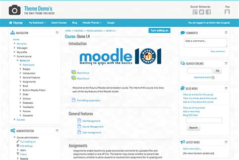 theme essential moodle 2 9 essential theme 2 5 2 released with bug fixes and new
