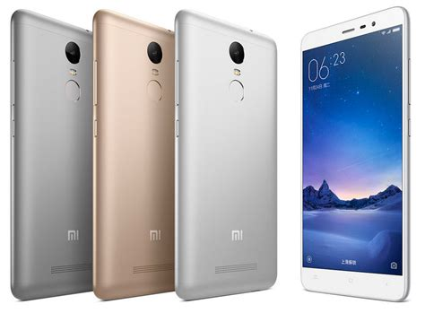 Hp Xiaomi Redmi 3 Spesifikasi ulasan spesifikasi dan harga terbaru hp android xiaomi redmi 3s segiempat