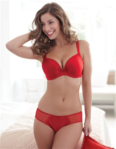 Curvy Cupid Trend 2008 by The Satine Bra In By Bravissimo The Addict
