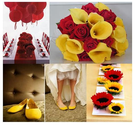 Yellow Decoration For Wedding by And Yellow Wedding Decoration Weddings On The