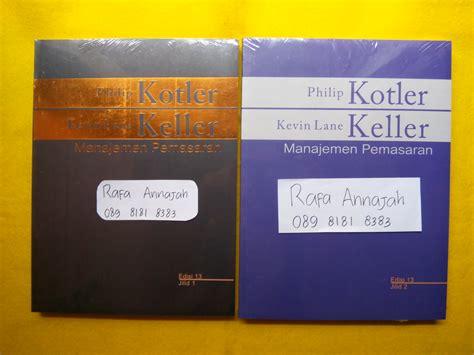 Manajemen Pemasaran Edisi 13 1set2buku By Philip Kotler jual paket manajemen pemasaran edisi 13 philip kotler rafa annajah