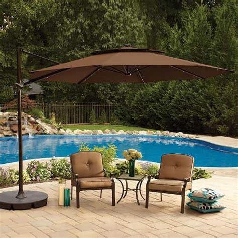 patio umbrellas 35 most attractive and cozy sunshades for patio ideas