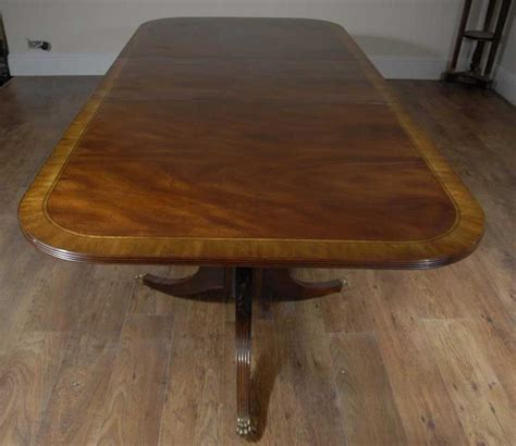 10 Seater Dining Table by 10 Seater Regency Pedestal Dining Table